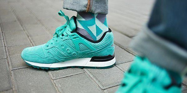 Saucony Collaboration 2015